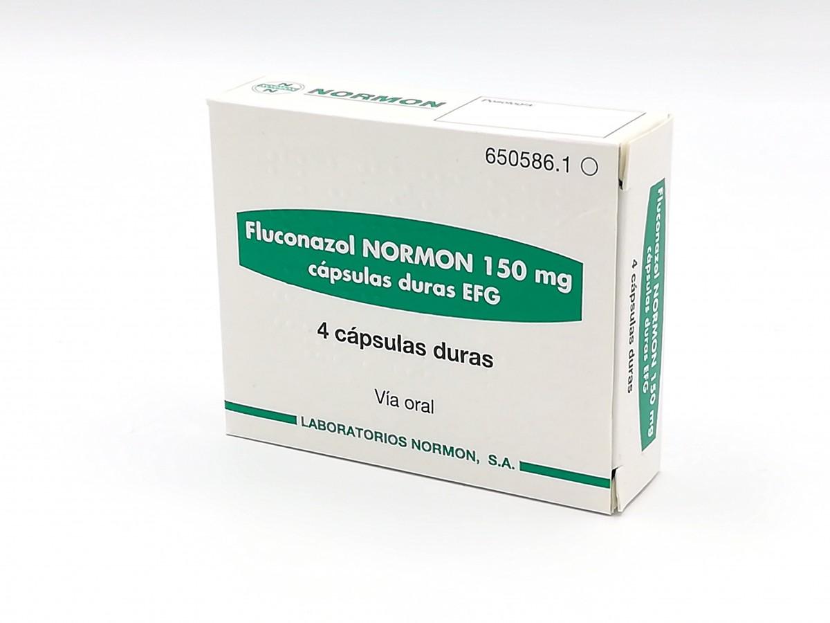 Para q es el fluconazol 150 mg