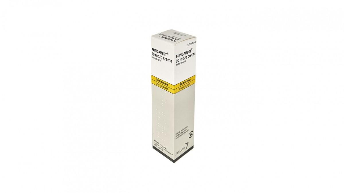 fungarest 20 mg crema para que sirve