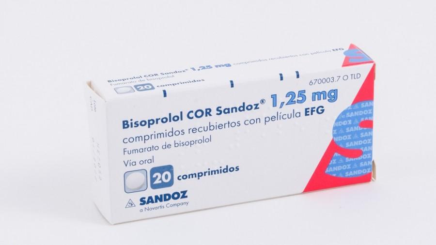 Bisoprolol 1 25 Mg Absetzen