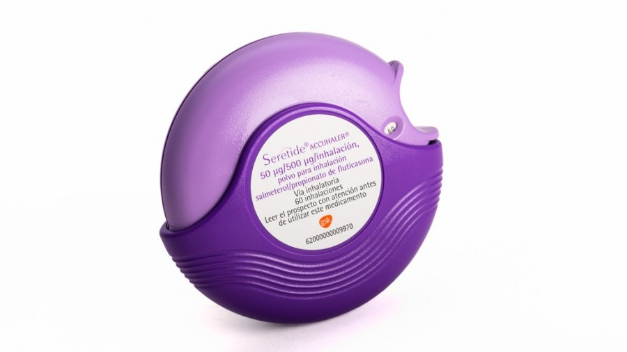 Seretide Accuhaler 50 Microgramos 500 Microgramos Inhalacion Polvo Para Inhalacion 1 Inhalador 60 Alveolos Precio 41 28